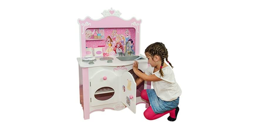 Disney Wood Princess Royal Kitchen Kids Amp Toys