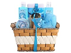 Draizee Ocean Bliss Spa Gift Basket