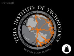 Tesla Tech Tote