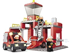 Fire Fighters Action Play Set