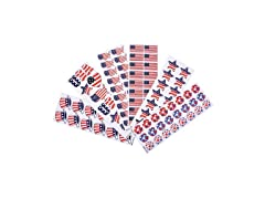 Patriotic Sticker Assortment