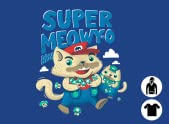 Super Meowy-o Bros