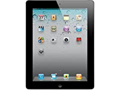 Apple iPad 2 Wi-Fi Tablet 16GB - Black