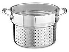 KitchenAid 18/10 Stainless Steel Pasta Insert