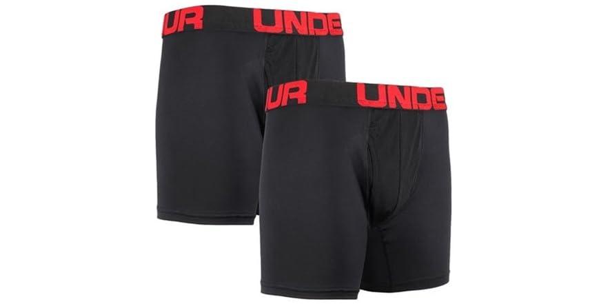 UA Men's Original Boxerjock 2-Pack - $16.99 - Free shipping for Prime members