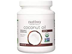 Nutiva Coconut Oil, 54 Fl. Oz