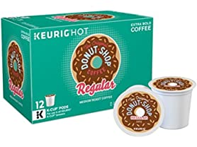 Original Donut Shop Reg K-Cups, 72 Pods