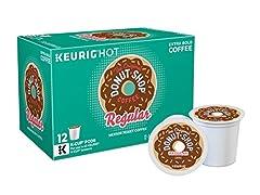 Original Donut Shop Reg K-Cups, 72 Pods