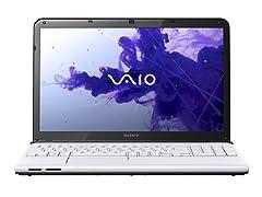 """VAIO E 15.5"""" Pentium Dual-Core Laptop"""