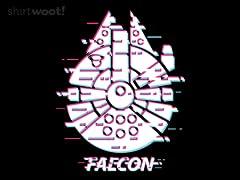 Glitch Falcon