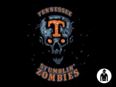 Tennessee Stumblin' Zombies Pullover Hoodie