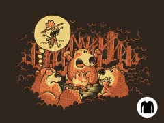 Campfire Tales Long-Sleeve Tee