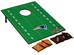 New England Patriots Tailgate Toss Game