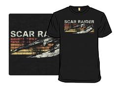 Retro Scar Raider