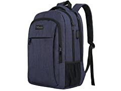 Matein Business Travel Backpack, Blue