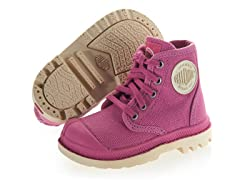 Pampa Hi Top - Rose (Toddler 5-10)