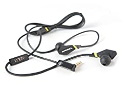 VEKTR In-Ear Headphones w/Universal Remote