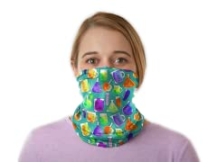 """Science Experiment""  Winter Neck Gaiter - General Use"