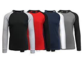 4-Pack Raglan Thermals