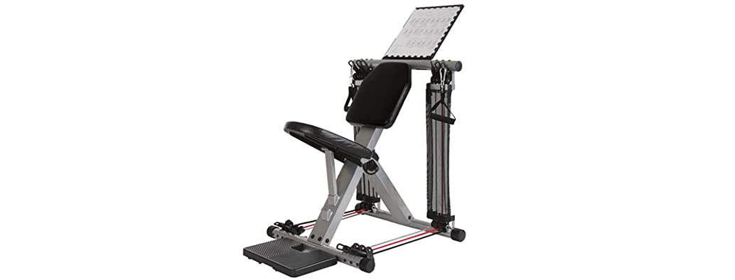 Flex Force 50-in-1 Resistance Chair Gym