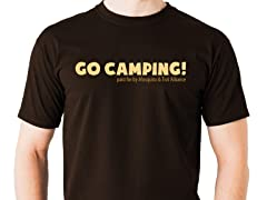 Go Camping! Graphic Tee