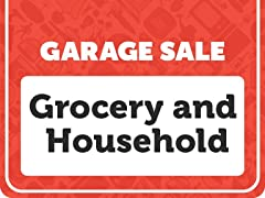 Grocery & Household!