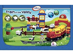 Train in the Valley Play Set