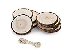 Genmitsu Natural Wood Slices