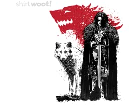 The King and the White Wolf