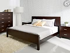 Hamptons 4-PC Bedroom Set Queen