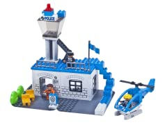 Police Force Action Toy Play Set