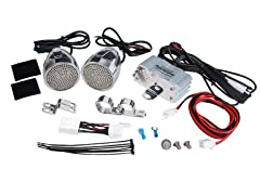300W Motorcycle/ATV/Snowmobile Mount Amp