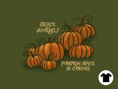 Pumpkin Spice is Coming