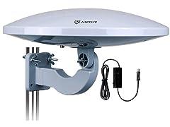 Antop R-PL-414BG Renewed UFO HDTV Antenna Grey
