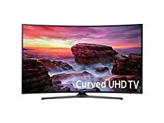 "Samsung 49"" Curved 4K 120MR Web LED TV"