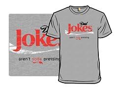 Joke-a-Cola - Heather Remix Shirt