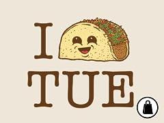 I Taco Tuesdays Tote