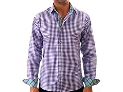 Lucky Luciano Greenwich Slim Fit Casual Shirt