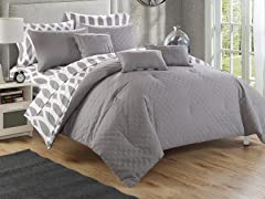 Chic Home Holland 10-Piece Comforter Set