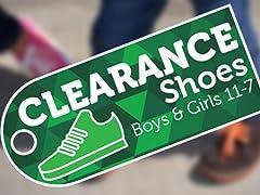 Shoe Clearance Boys & Girls 11-7