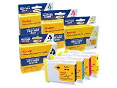 KODAK LC51COMBO-KD Brother LC51 Combo Pack