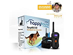 RangeMAX 650 Rechargeable Dog Training System
