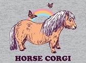 Horse Corgi