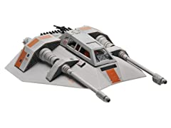 Rebel Snowspeeder SnapTite Model Kit