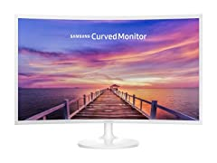 "Samsung 32"" Curved LED Monitor - C32F391"