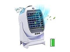 2-in-1 Hydro-Mini Portable Air Cooler