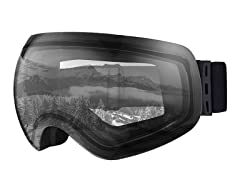Tough Outdoors Boost Ski Goggles