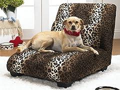 Elliot Lounger - Leopard