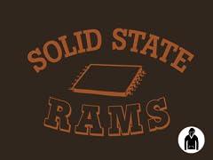 GO! RAMs! Pullover Hoodie