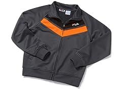 Tricot Track Jacket - Iron